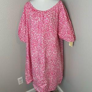 NWT Michael Kors animal print dress